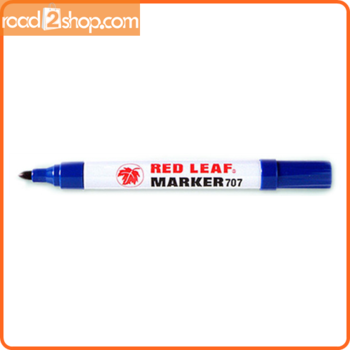 Red Leaf Permanent Marker