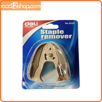 Deli Staple Remover