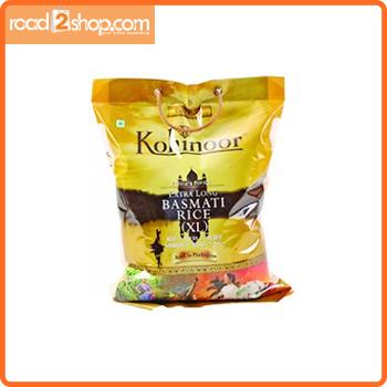 Kohinoor Gold Basmati 5kg Rice XL