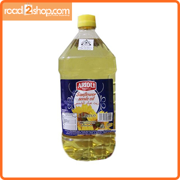 Arioli Sunflower 2ltr Seeds Oil