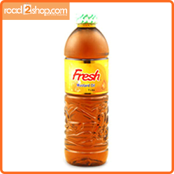 Fresh Mustard Oil 1ltr
