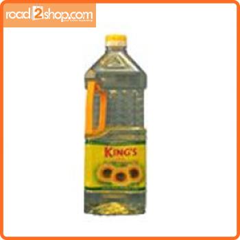 King's Sunflower Oil 2ltr