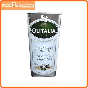 Olitalia Extra Virgin 5ltr Olive Oil (Tin)