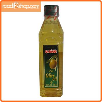 Orkide Olive Oil 250ml Plastic Bottle