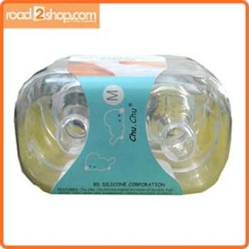 Chu Chu 2pcs Baby Nipple M(3-6)months Box