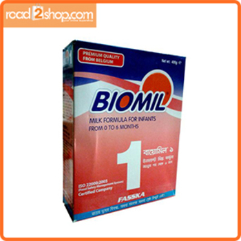 Biomil 1 Milk (0-6) Month Powder 350gm