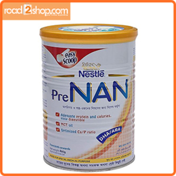 Pre Nan Infant Tin 400gm