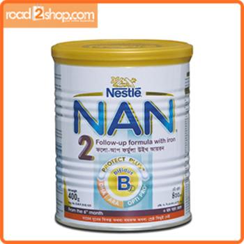 Nan 2 Follow Up 400gm Formula With Iron