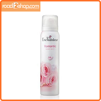 Enchanteur 150ml Body Spray Romantic