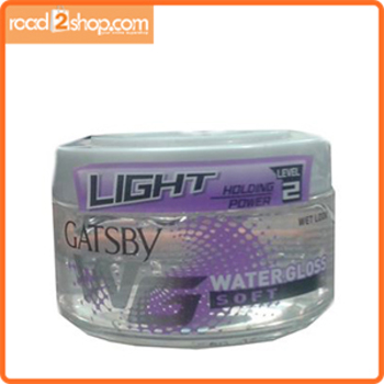 Gatsby 150g Water Gloss Soft Gel