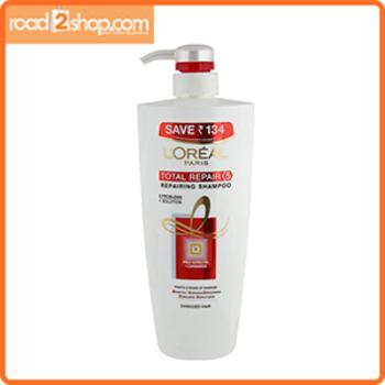 Loreal 640 Paris Total Repair 5 Shampoo