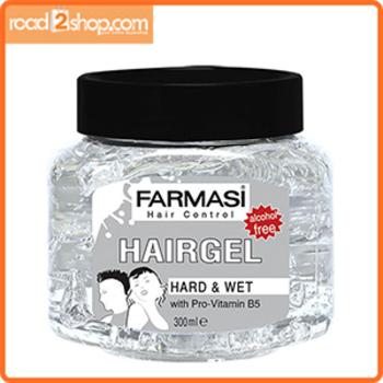 Farmasi 300ml Hard Wet Hair Gel