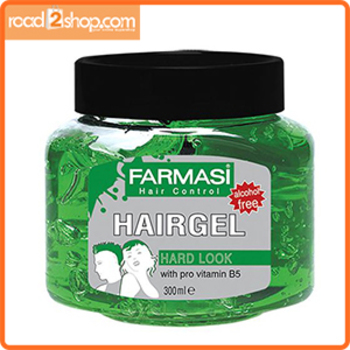 Farmasi 300ml Hard Look Hair Gel