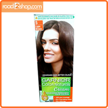 Garnier 100ml Color Naturals Cream 5 Light Brown