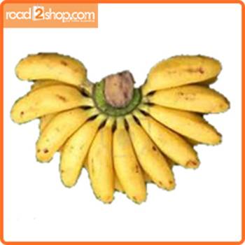 Chompa Banana 12pcs