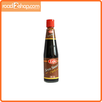 Life Soya Sauce 410ml Dark