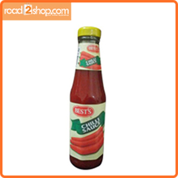 Best Chili 340gm Sauce