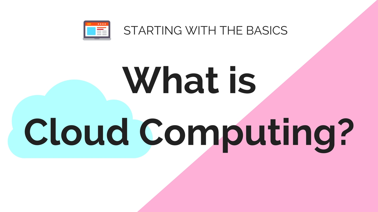 quick introduction  cloud computing  beginners studytonight