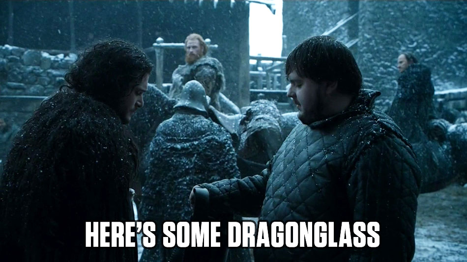 What is Dragonglass