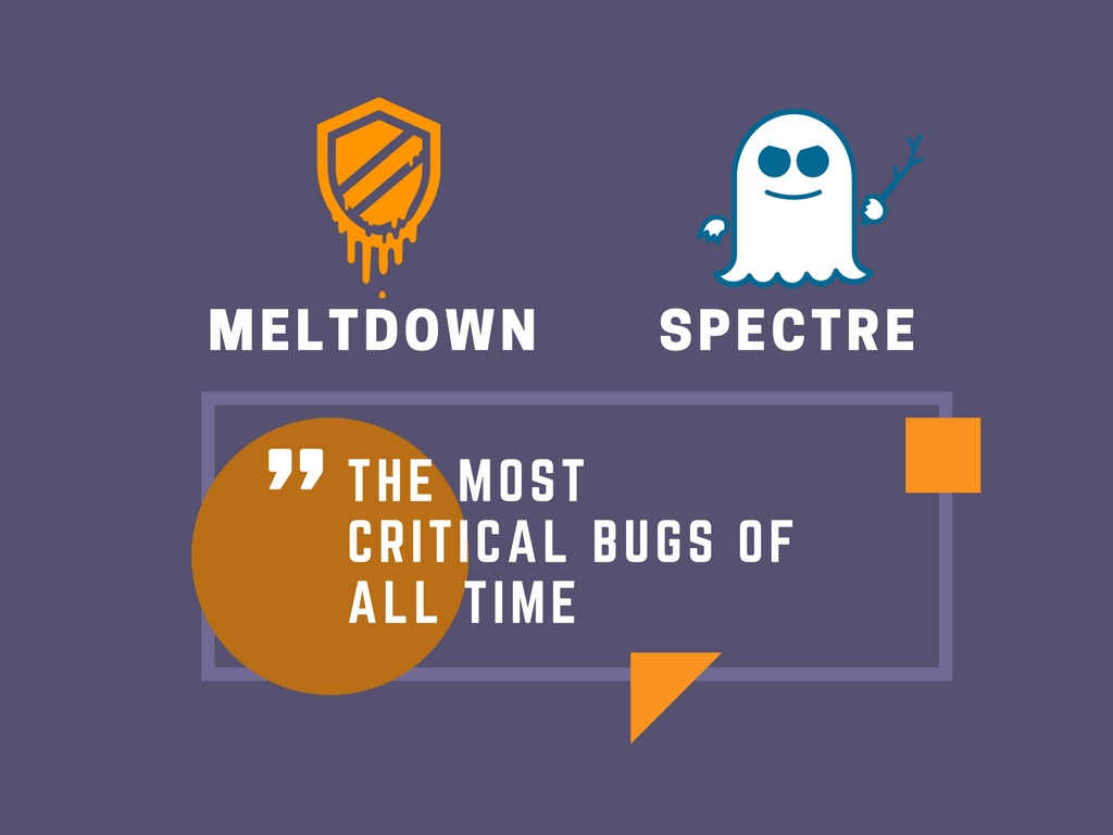 meltdown and spectre bugs