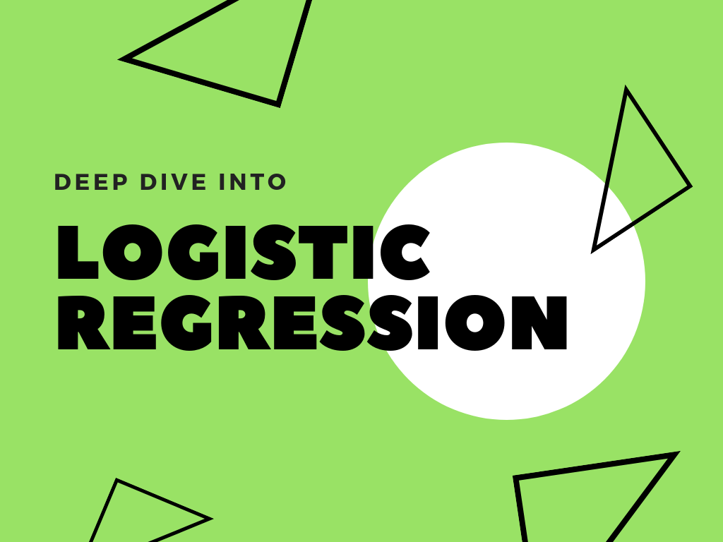 logistic regression and some examples