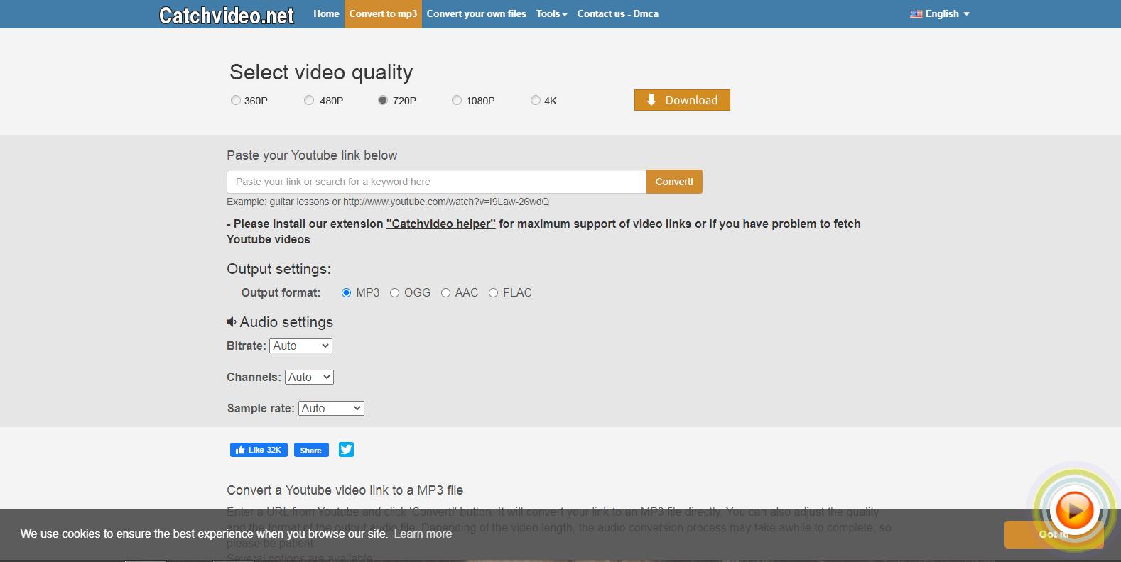 catch video net