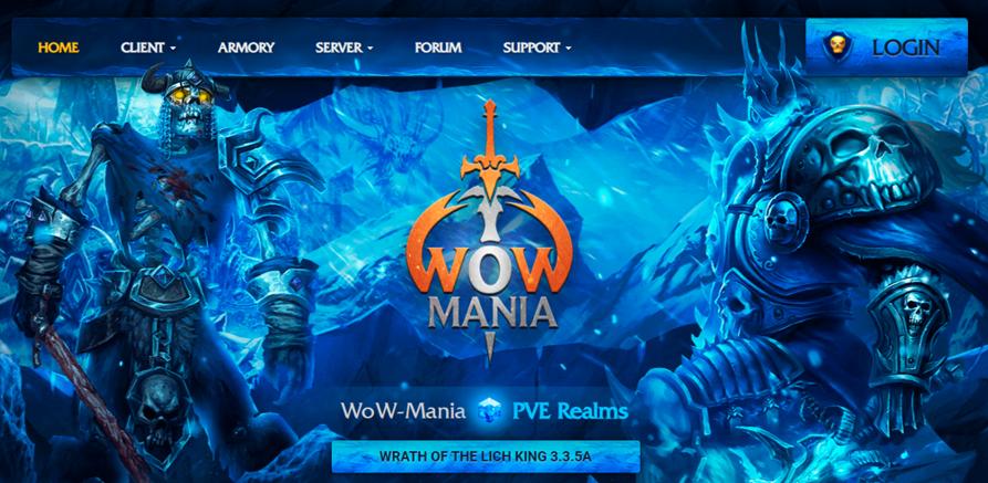 WoW-Mania