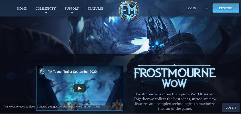 Frostmourne WoW