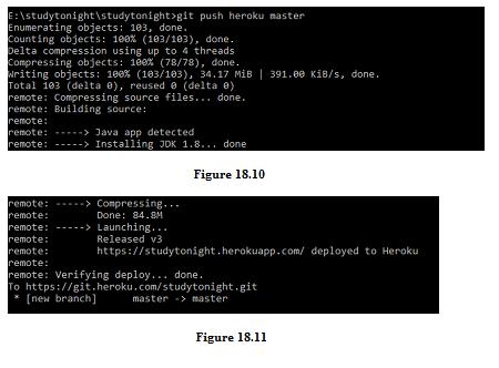 deploying spring boot application on heroku