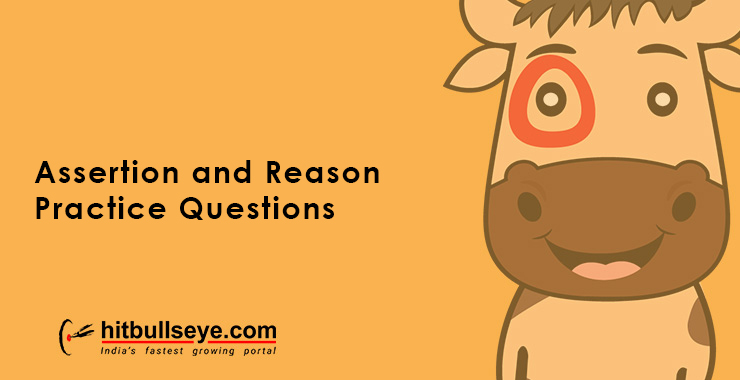 Assertion and Reason - Verbal Reasoning Questions and