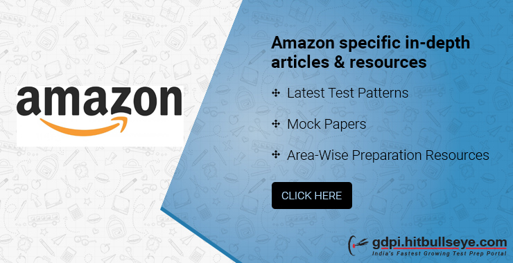 Amazon Interview Questions | Amazon Technical and HR Interview Questions