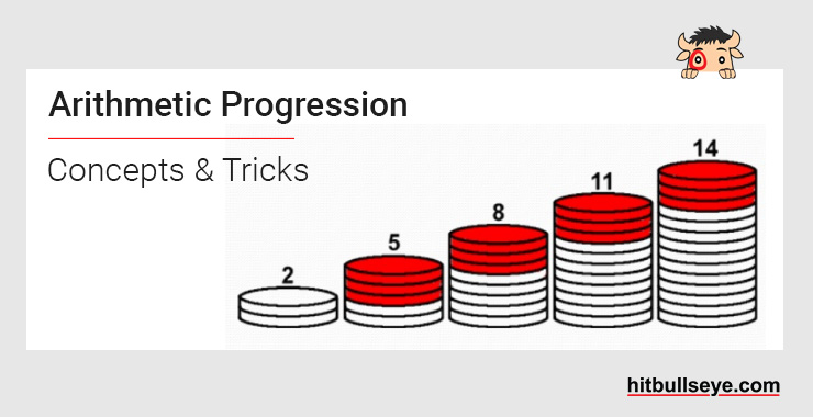 Arithmetic Sequence Example | Arithmetic Progression Arithmetic Progression Formula Hitbullseye