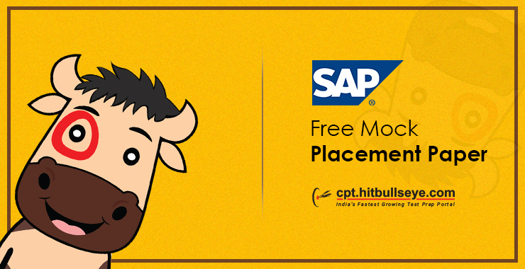 SAP Placement Papers - SAP Placement Questions and Answers