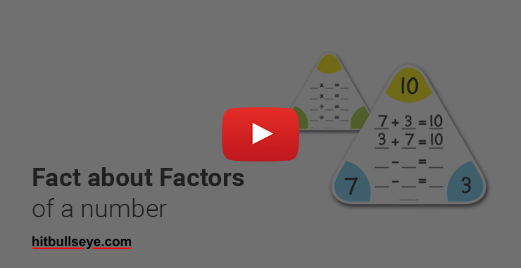 All about Factors of a number | Factoring Numbers – Hitbullseye
