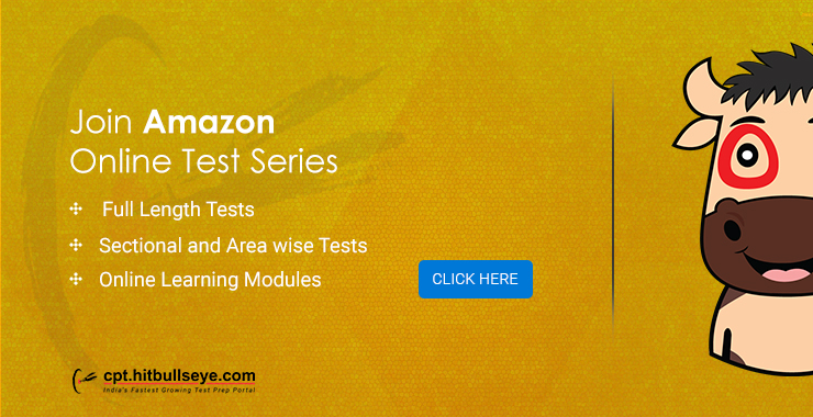 Amazon Mock Test | Online Practice Test for Amazon Placement
