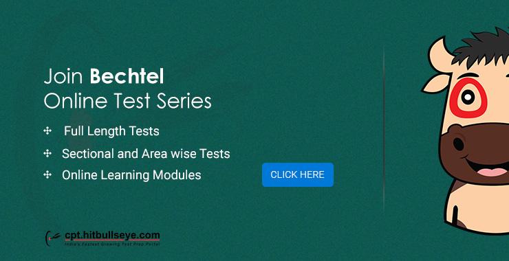 Bechtel Mock Test | Online Practice Test for Bechtel Placement