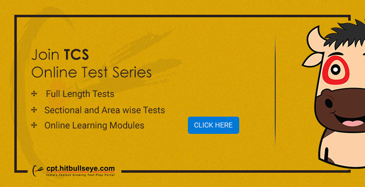 TCS Mock Test | Online Practice Test for TCS Placement