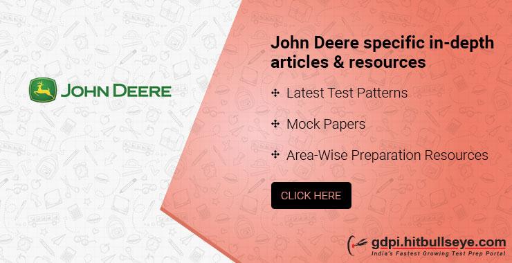 John Deere Interview Questions | John Deere Technical Interview