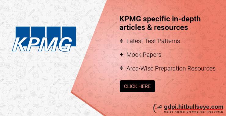 KPMG Interview Questions | KPMG Technical Interview Question | KPMG