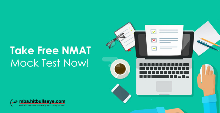 NMAT Mock Test | NMAT Online Mock Test Papers | Hitbullseye