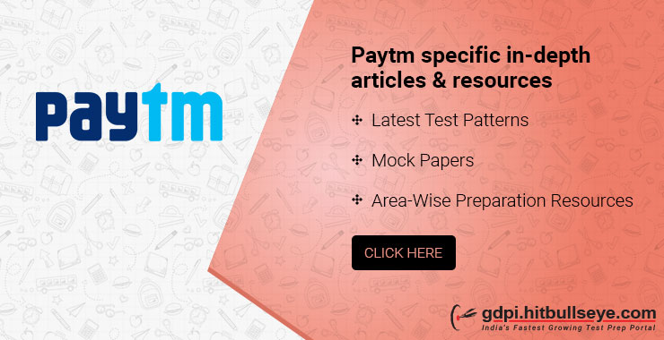 Paytm Interview Questions | Paytm Technical & HR Interview
