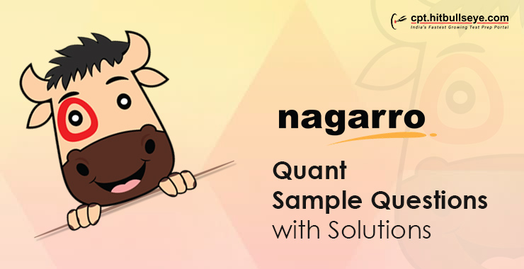 Nagarro Software Aptitude Questions | Aptitude Test For Nagarro-Software