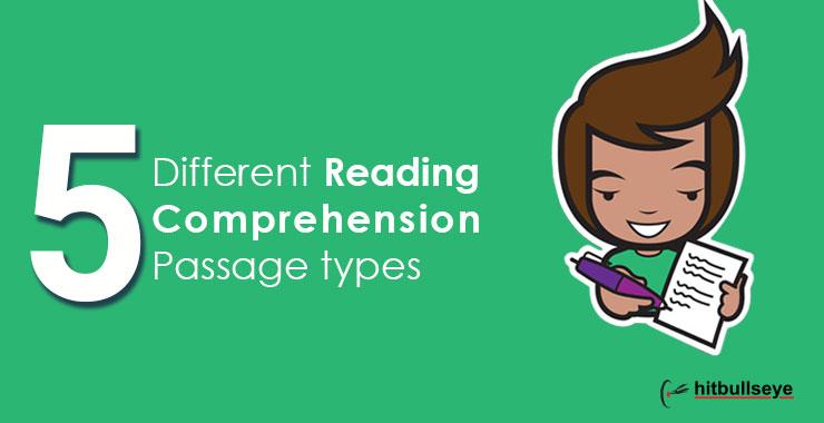 Reading Comprehension - Passage types - Hitbullseye