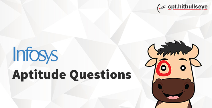 Infosys Aptitude Questions | Aptitude Test For Infosys