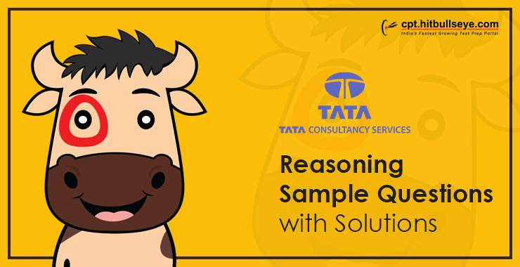 TCS Reasoning Questions | Reasoning Test For TCS