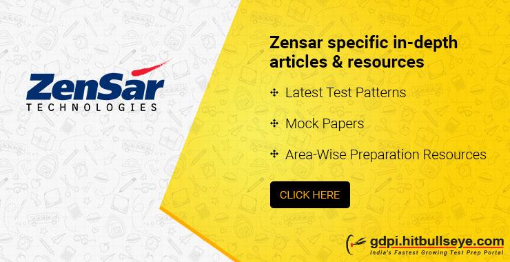 Zensar Interview Questions | Zensar Technical and HR