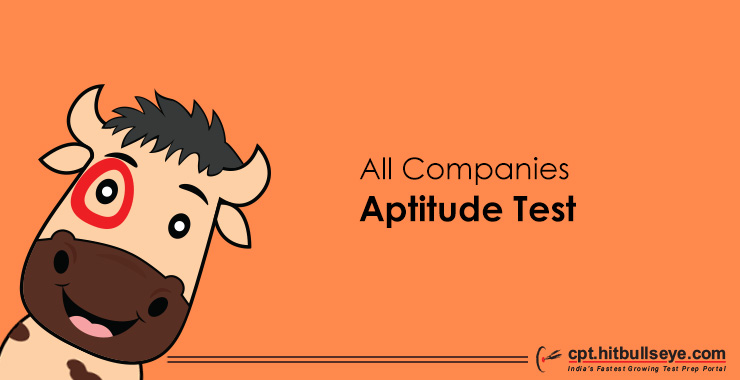 Free Online Aptitude Questions and Answers - Hitbullseye