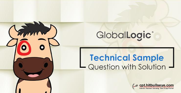 GlobalLogic Technical Questions - Hitbullseye