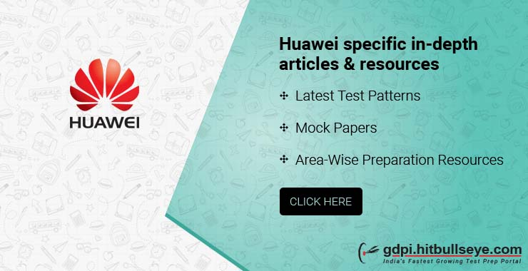 Huawei Interview Questions | Huawei Technical Interview Question