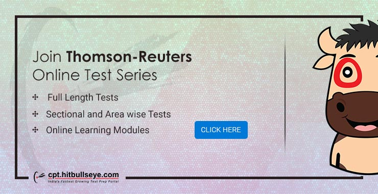 Thomson-Reuters Mock Test | Online Practise Test for Thomson-Reuters